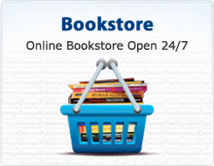Online Bookstore Now Available 24/7