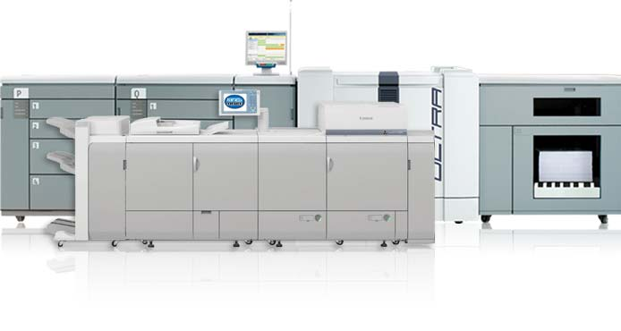 Central Print On Demand